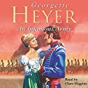 An Infamous Army (       UNABRIDGED) by Georgette Heyer Narrated by Claire Higgins