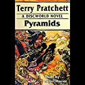 Pyramids: Discworld #7 Audiobook by Terry Pratchett Narrated by Nigel Planer