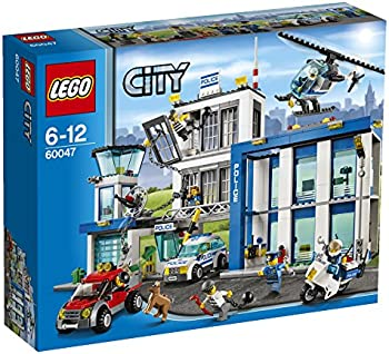 Lego 60047 City Police Station