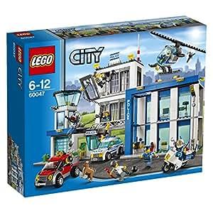 LEGO City Police 60047: Police Station