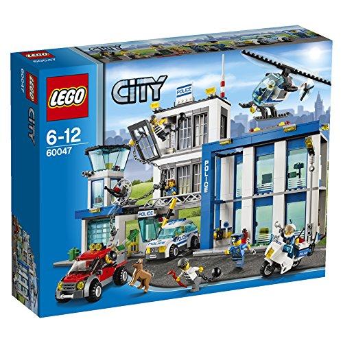 LEGO City Police 60047 - Stazione della Polizia