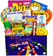 Art of Appreciation Gift Baskets Crafty Kids Fun & Activity Care Package Gift Box