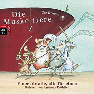 Die Muskeltiere: Einer für alle, alle für einen (Die Muskeltiere 1) Hörbuch