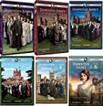 Downton Abbey: Season 1-6 dvd