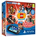 PS VITA 2000 +MEGAPACK LEGO+ MC8GB
