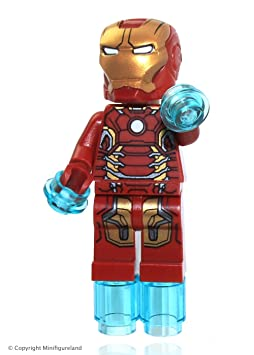 Lego Iron Man Mark 43 Heroes Iron Man Mark 43