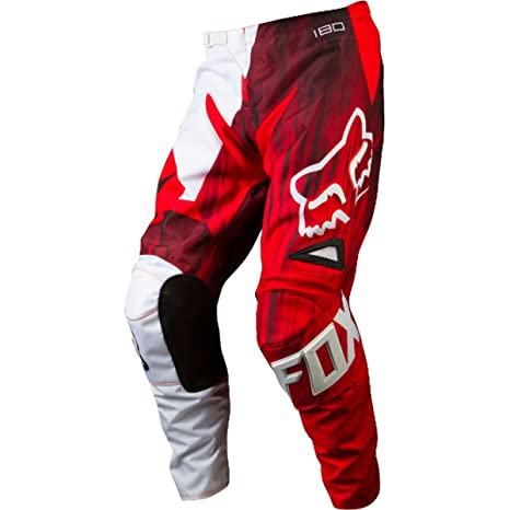 Pantalon de Motocross Fox 2015 - 180 Vandal Rouge