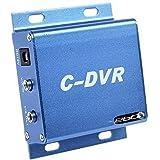eBoTrade-Tech 7161092011 Mini Security DVR Micro SD Card Recording