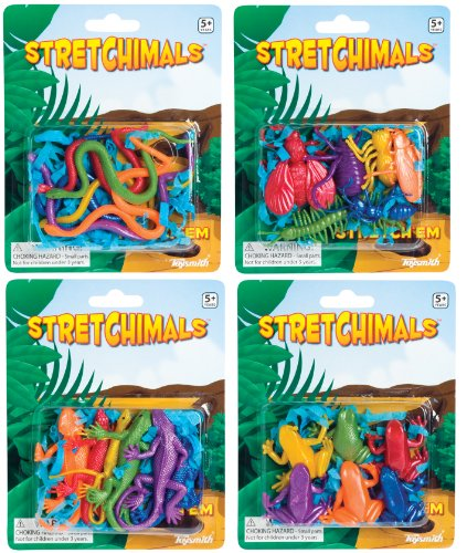 Toysmith Stretchimals Toy