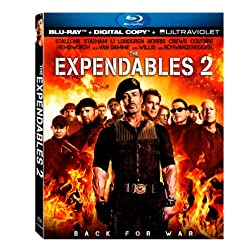The Expendables 2 [Blu-ray + Digital Copy + UltraViolet]