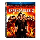 The Expendables 2 (Blu-ray + Digital Copy + UltraViolet)