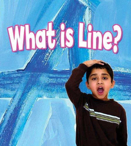 What Is Line? (Get Art Smart)