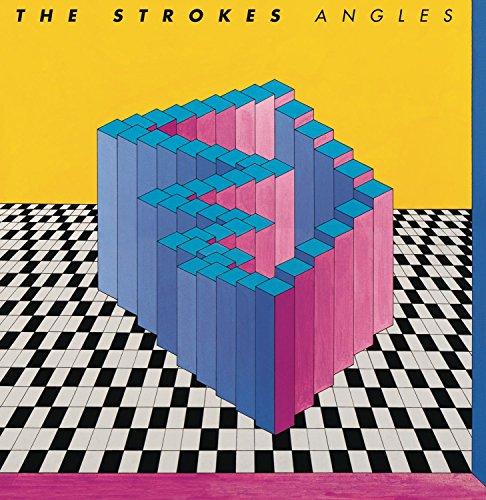 Vinilo : The Strokes - Angles (LP Vinyl)