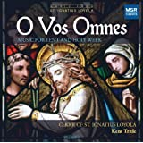 O Vos Omnes: Music for Lent and Holy Week