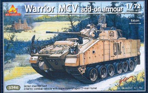 1/72 ウォーリア装甲戦闘車