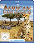 African Safari Adventure [3D Blu-ray]
