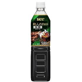 UCC 職人の珈琲 低糖 PET 930ml×12本