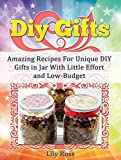 Diy Gifts: Amazing Recipes For Unique DIY Gifts in Jar With Little Effort and Low-Budget (Diy gifts, diy gifts in jars, diy gifts free)