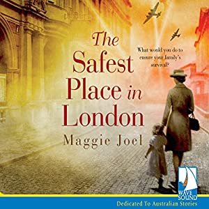The Safest Place in London Audiobook
