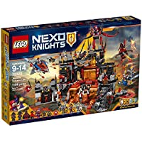 1186-Piece LEGO Nexo Knights 70323 Jestro's Volcano Lair Building Kit