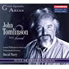 Great Operatic Arias (Sung In English), Vol. 8 - John Tomlinson