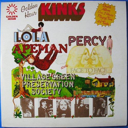 Kinks - golden hour of the kinks - Zortam Music