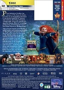 Brave by Disney-Pixar