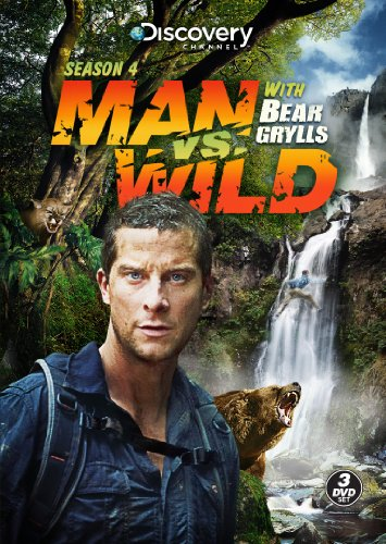 Man Vs Wild: Season 4 [DVD] [Import]