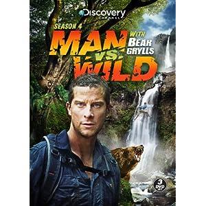 Man vs Wild: Season Four movie