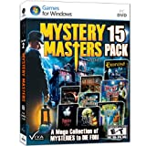 Book Cover For Mystery Masters: Volume 2 - 15 Pack