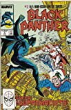 Black Panther (Issue #2 of a 4 part limited series)