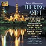 Original Broadway Cast Recording The King and I