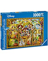 Ravensburger - Puzzle - Thème Disney - 1000 Pièces