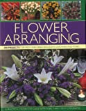 img - for Flower Arranging: 290 projects for fresh and dried bouquets, garlands and posies book / textbook / text book
