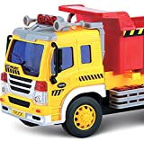 Reibungsbetriebener-Spielzeug-mit-Lichtern-und-Sound-Reibungsbetriebener-Spielzeug-Lkw-von-ThinkGizmos-geschtzte-Marke