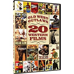 Old West Outlaws - 20 Western Films
