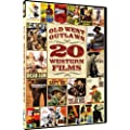 Old West Outlaws - 20 Western Films [DVD] [Region 1] [US Import] [NTSC]