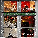 Rabbit Creek Santa: The Wolvers, Book 4 (       UNABRIDGED) by Jacqueline Rhoades Narrated by Holly Adams