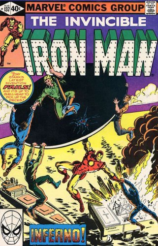 Iron Man (1st Series) #137