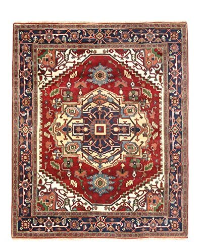 Rug Republic One of a Kind Hand Knotted Rug, Multi, 8' x 9' 10""
