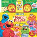 Sesame Street Deluxe Music Player