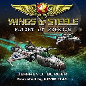 Wings of Steele Audiobook
