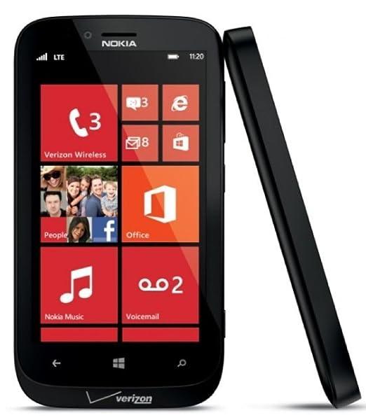 Nokia Lumia 822 GSM Unlocked + Verizon CDMA 4G LTE Windows Phone -