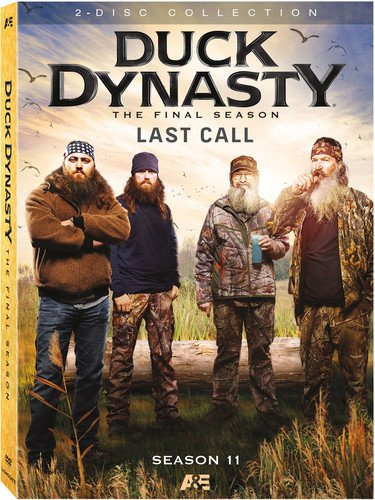 Duck Dynasty: The Final Season (Widescreen, Dolby, AC-3, Subtitled, 2PC)