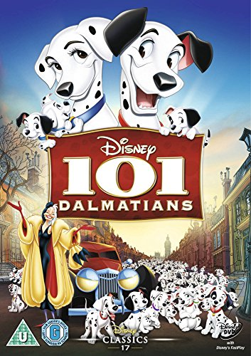101 Dalmations Special Edition Dvd