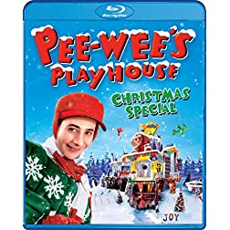 Pee-Wee's Playhouse: Christmas Special [Blu-ray]