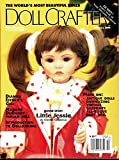 img - for Doll Crafter - for creators and collectors - the world's most beautiful dolls - February 2000 - volume 15 issue 10 - Cover story: Little Jessie, by Connie Chimonas book / textbook / text book