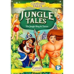 Jungle Tales (2 Disc Set) - Tarzan, Jungle King
