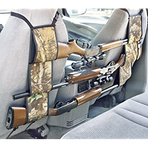 Classic Accessories Seat-back Gun Rack, Black