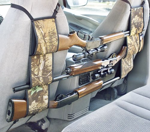 Classic Accessories Seat Back Gun Rack, Black